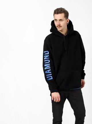 Mikina s kapucí Diamond Supply Co. Polar HD (black)