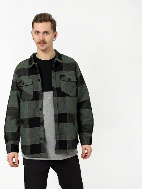 Košile Brixton Durham Flannel Ls (pine/black)