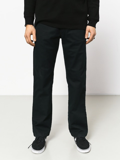 Kalhoty Vans Authentic Chino (black)