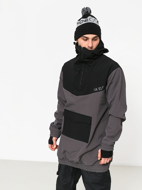 Snowboardová bunda Majesty Anorak (black/graphite)