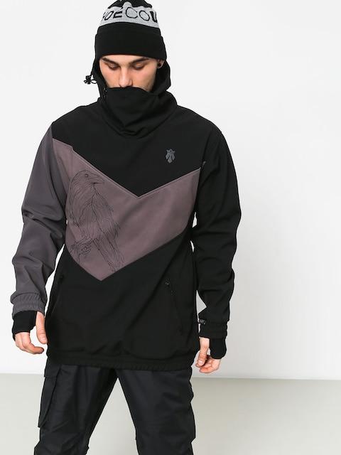 Snowboardová bunda Majesty Shadow Crow (black/graphite)