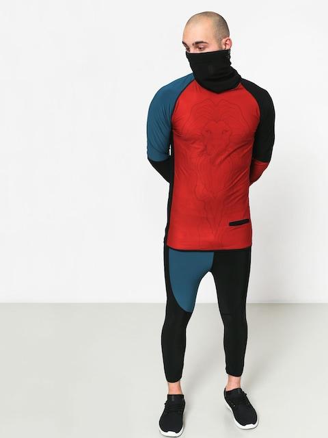 Spodní prádlo Majesty Surface Top Vandal (red/black)