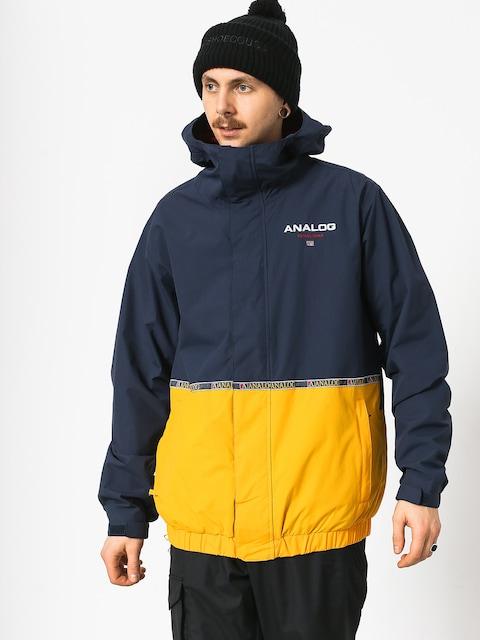 Snowboardová bunda Analog Blastt (modigo/flshbk)