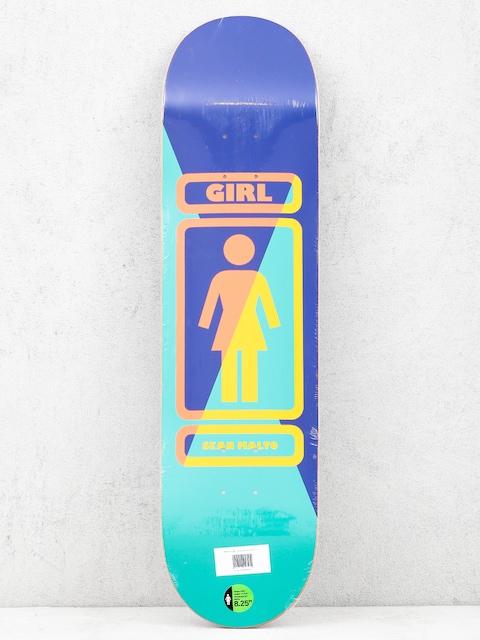 Deska Girl Skateboard Malto 93 Til (navy/teal)