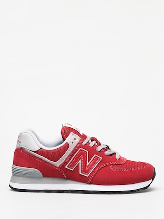 Boty New Balance 574 (team red)