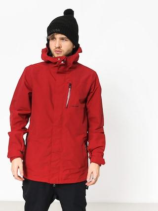 Snowboardovu00e1 bunda Volcom L Gore Tex (red)