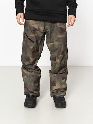 Snowboardové kalhoty  Volcom L Gore Tex (cam)