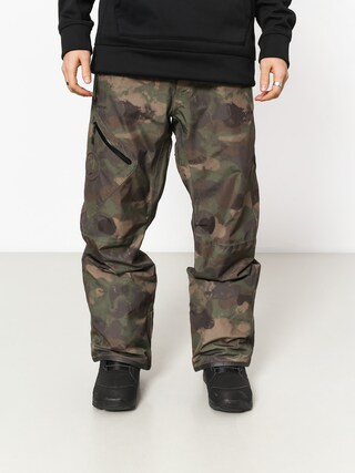 Snowboardovu00e9 kalhoty  Volcom L Gore Tex (cam)