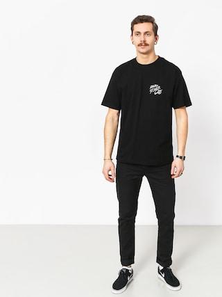 Tričko Polar Skate Angry Stoner (black)