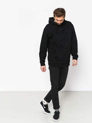 Mikina s kapucí Vans Anytime ZHD (black)