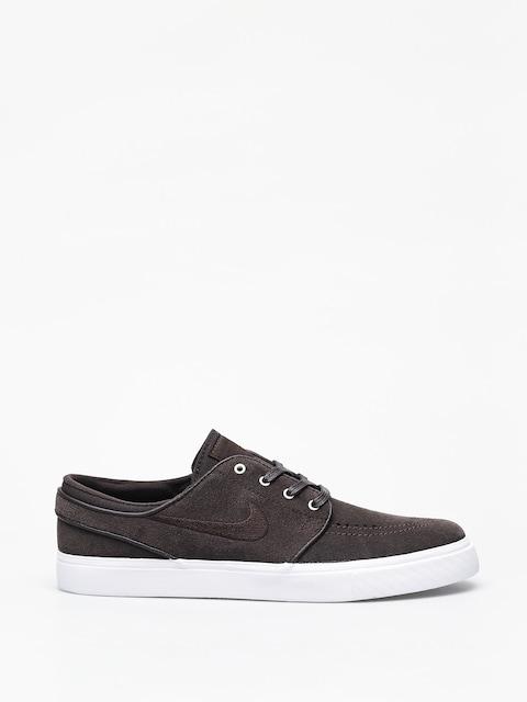 Boty Nike SB Zoom Stefan Janoski (velvet brown/velvet brown white)