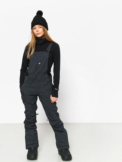 Snowboardové kalhoty  Roxy Tb Vitaly Bib Wmn (true black)