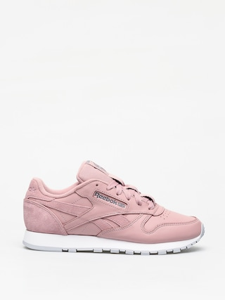 Boty Reebok Cl Lthr Wmn (smoky rose/cold grey)