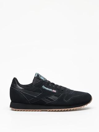 Boty Reebok Cl Leather Mu (black/mineral mist/l)