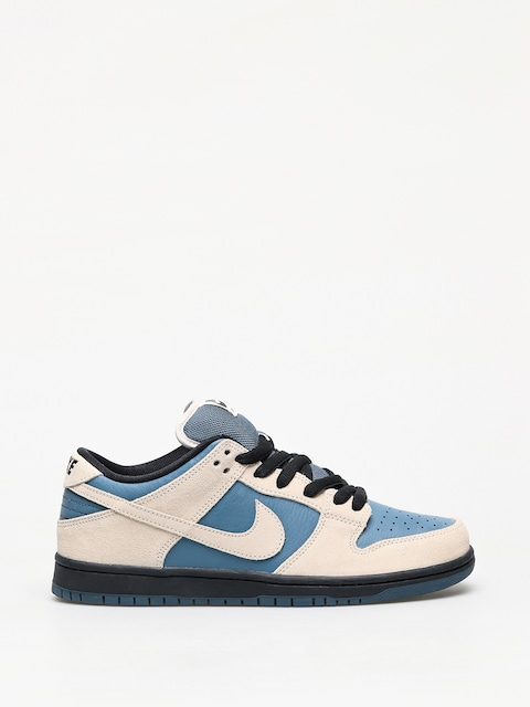 Boty Nike SB Dunk Low Pro (light cream/light cream thunderstorm)