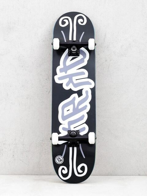 Skateboard Krooked Kr Cmplt Krd (black/white)