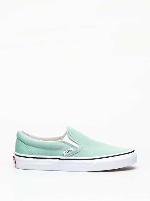 Boty Vans Classic Slip On (neptune green)