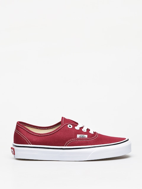 Boty Vans Authentic (rumba red/true white)
