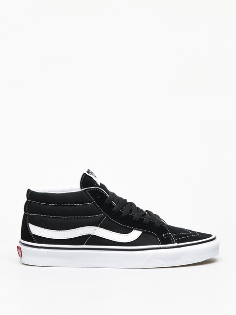 Boty Vans Sk8 Mid Reissue (black/true white)