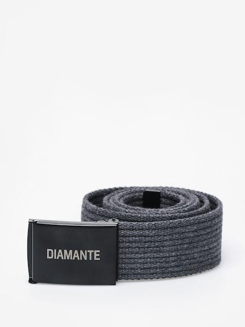 Pásek Diamante Wear Classic (grey/black)