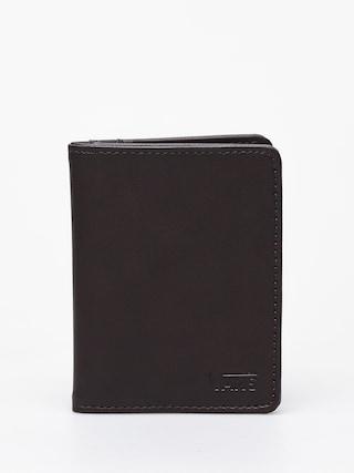 Peněženka Vans Drop V Card Holder (dark brown)