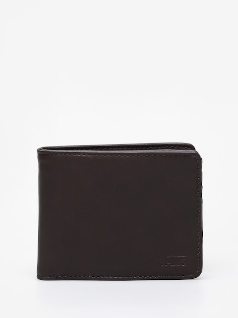 Peněženka Vans Drop V Bifold (dark brown)