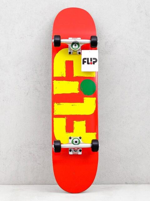 Skateboard Flip Odyssey (stroekd red)