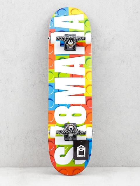 Skateboard Sk8Mafia Og Logo (lego)