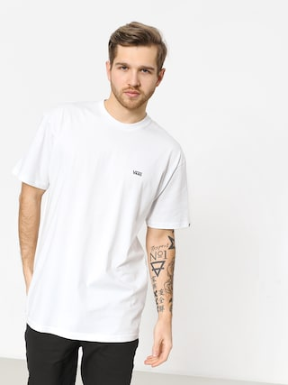 Triu010dko Vans Left Chest Logo (white/black)
