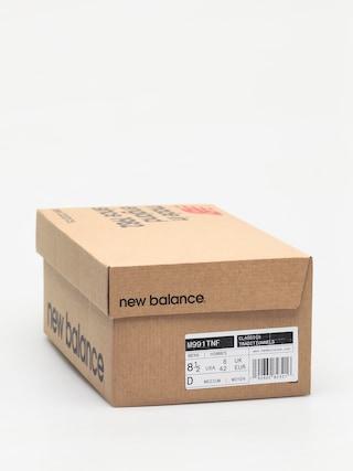 Boty New Balance 991 (green/orange)