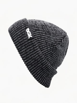 Čepice DGK Classic Beanie (black heather)