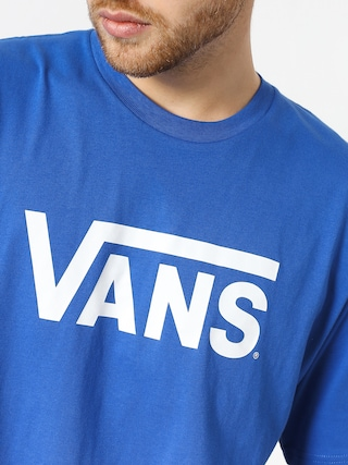 Tričko Vans T-Shirt Classic (royal/white)