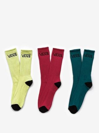 Ponožky Vans Classic Crew (sunny lime)