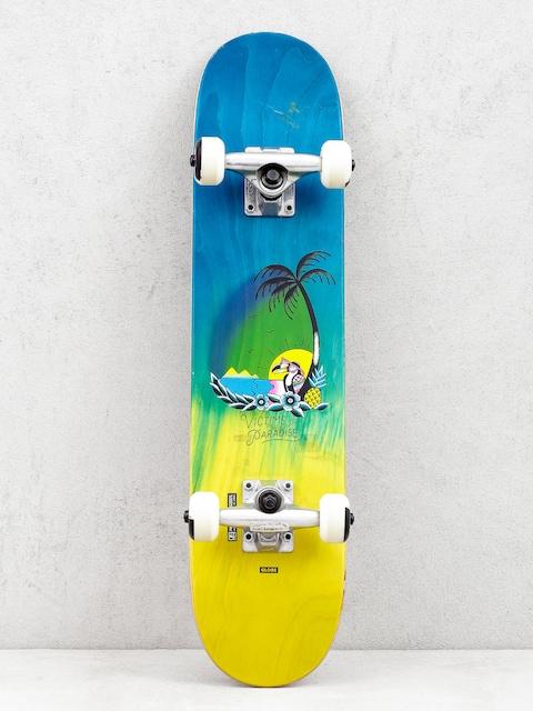 Skateboard Globe Victim Of Paradise (blufaddye)