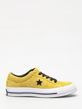 Tenisky Converse One Star Ox (bold citron/black/white)