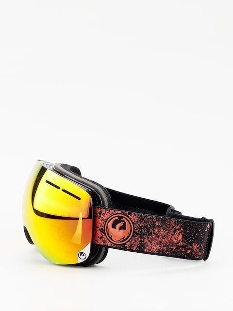 Brýle na snowboard Dragon X1s (energy scarlet red ion/yellow red ion)