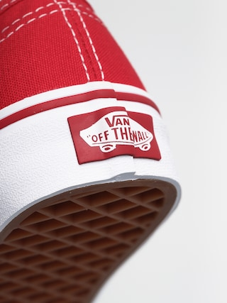 Boty Vans Authentic (red)