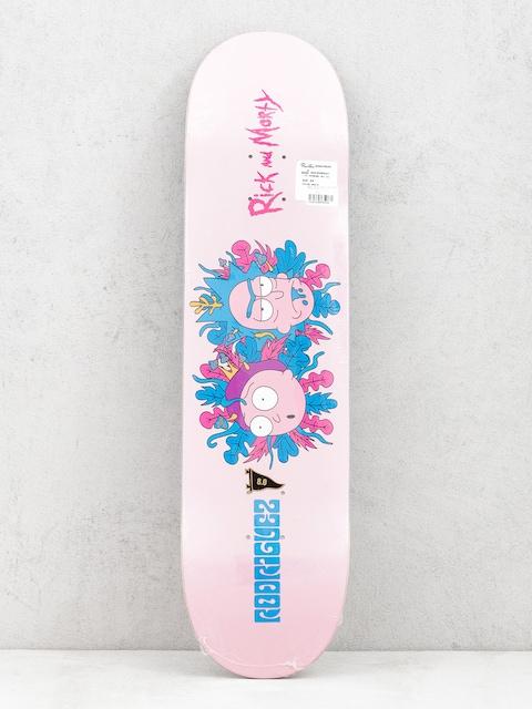 Deska Primitive R&M Rodriguez (pink)