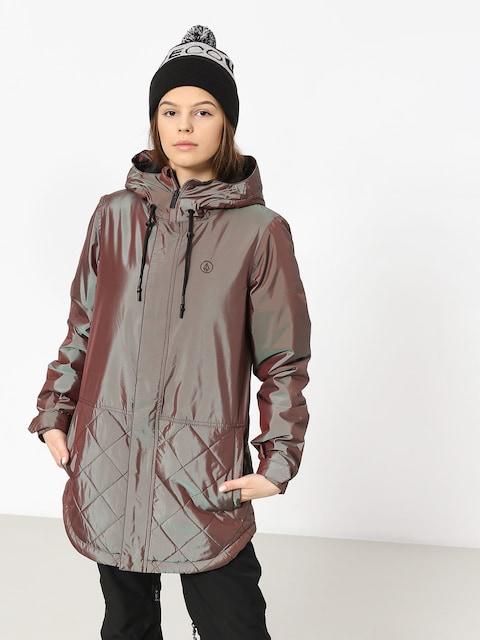 Snowboardová bunda Volcom Winrose Ins Wmn (irm)