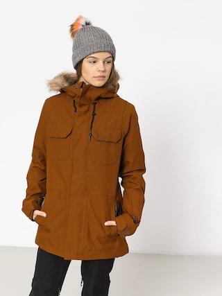 Snowboardová bunda Volcom Shadow Ins Wmn (cop)