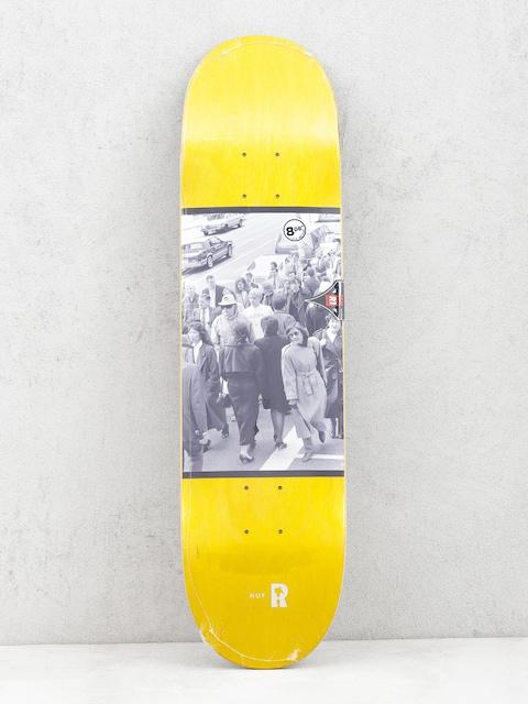Deska Real Brd Huf Standout (yellow)
