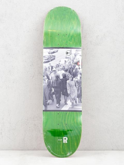 Deska Real Brd Huf Standout (green)
