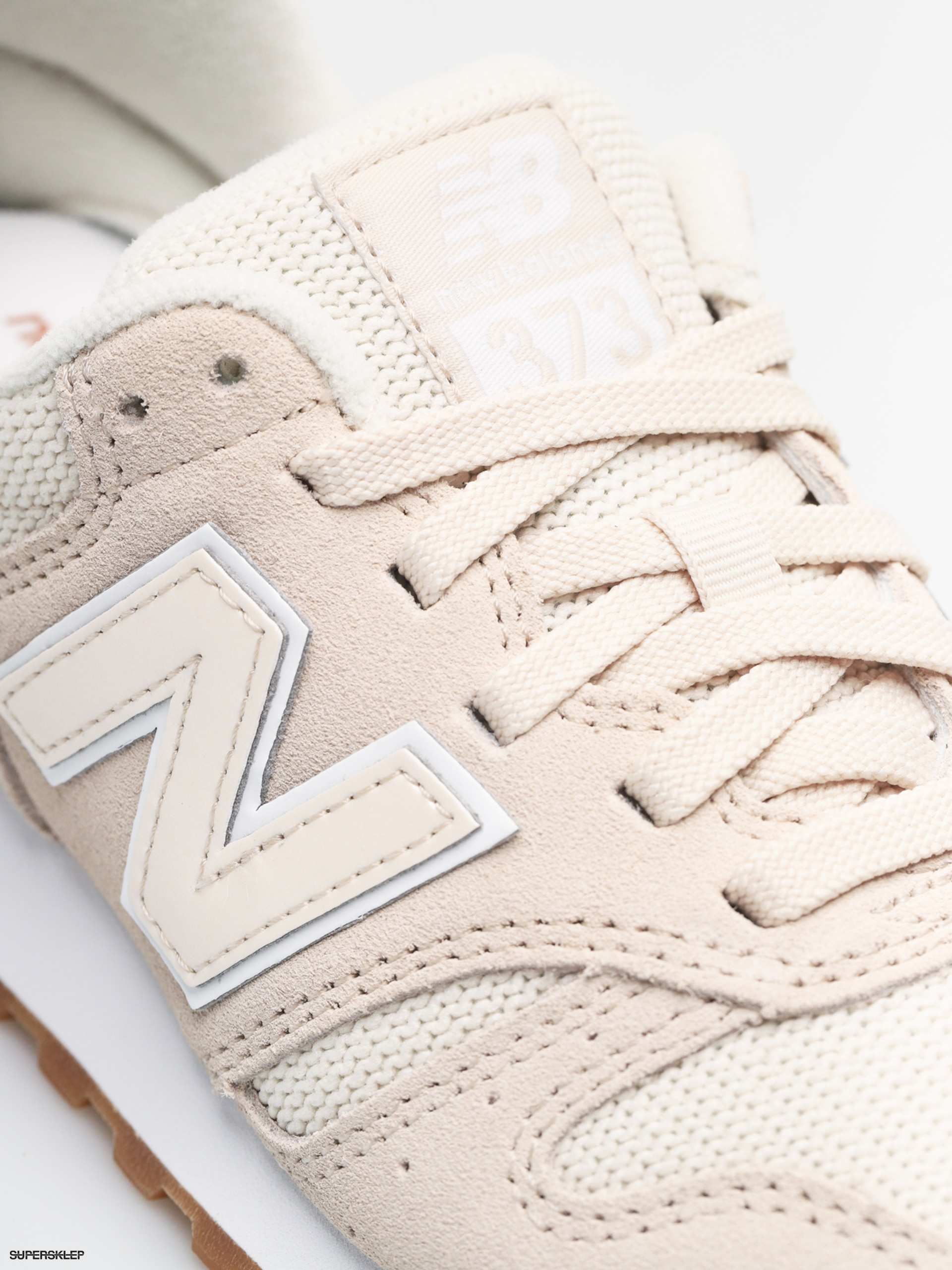 price remains stable super cheap available Boty New Balance 373 Wmn (off white)