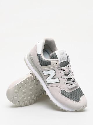 Boty New Balance 574 (light cliff grey)