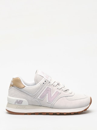Boty New Balance 574 Wmn (light grey)