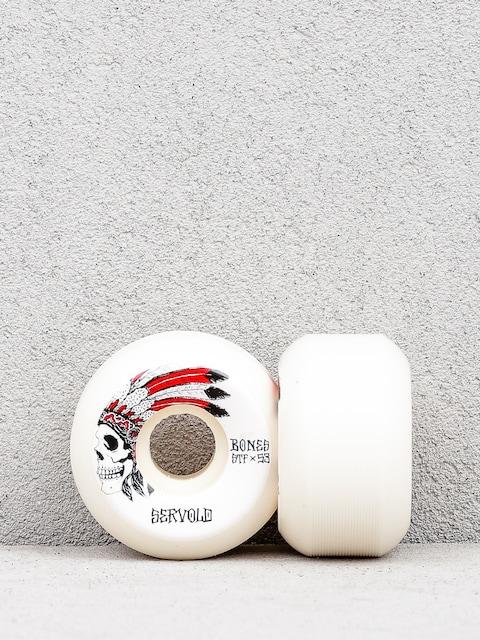 Kolečka Bones Servold Spirit (white)