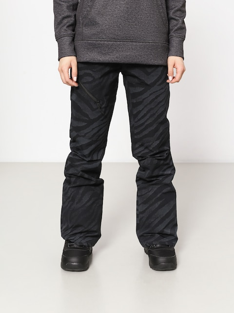 Snowboardové kalhoty  Volcom Hallen Wmn (bkb)