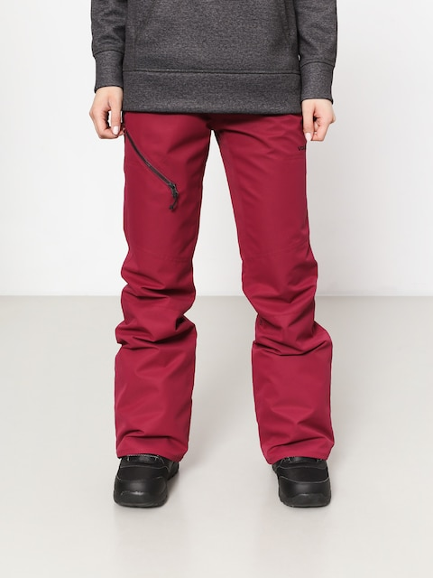 Snowboardové kalhoty  Volcom Hallen Wmn (mag)