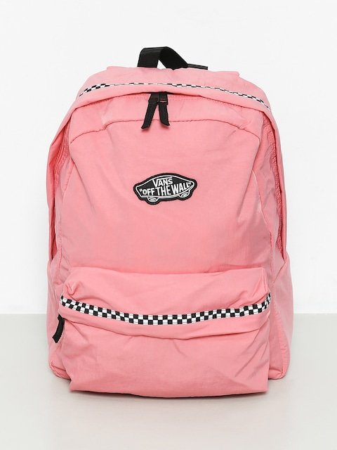 Batoh Vans Expedition II Wmn (strawberry pink/microcheck)