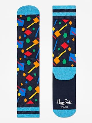 Ponou017eky Happy Socks Athletic Confetti (black/blue/multi)